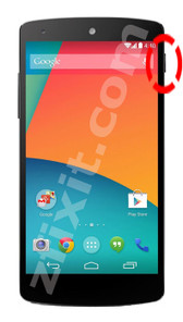 LG Nexus 5 Power Button Repair