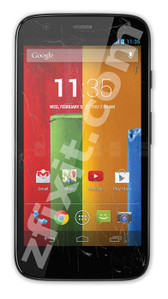 Motorola Moto G Screen Repair Service