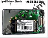 iPod Classic SSD Hard Drive Upgrade