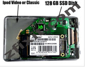 iPod Classic 5th Gen SSD Hard Drive Upgrade