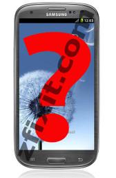 Samsung S4 Diagnostic Service