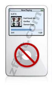 iPod Classic 5th Gen Click Wheel Repair