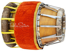 MAHARAJA Thavil (Thakil), Jackfruit Wood, Bolt-tuned, With Tuning Spanner - (BR-CHE)