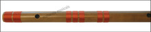 MAHARAJA Bansuri Scale D Sharp Bass 30.5 Inch, Indian Bamboo Flute CFE