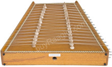 MAHARAJA Classical Indian Santoor/Santur - Natural Colour