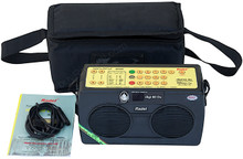 RADEL Taalmala Digi-60Dx Electronic Digital Tabla - With Bag, Manual - (BR-AAG)