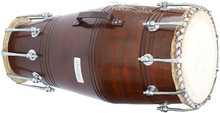 MAHARAJA Professional Sheesham Wood Naal With Bag- Bolt-tuned (BR-EF)