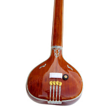 MKS Tanpura, Male, 4 Strings, Natural