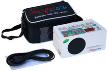 Sangat Digital Electronic Tanpura By SOUND LABS - With Tabla, Pakhawaj Dholak & Duff (5 in 1) Bag, Manual & Mains Cord - (BR-DBF)