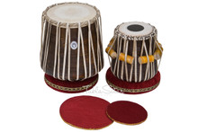 LALI & SONS Dhama Jori - Sheesham Wood Dhama and Dayan(Tabla) - EBI