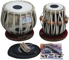 Haridas Vhatkar Chromed Tabla Drum Set