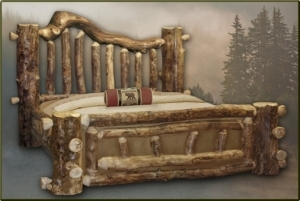 Log Furniture Site Utah Bedroom Sets