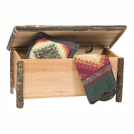 FL82200 Hickory Blanket Chest
