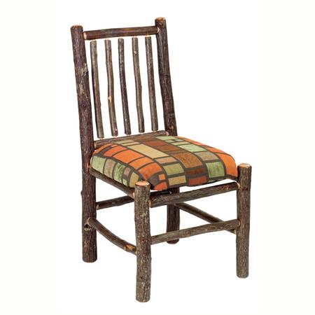 FL86010 Hickory Spoke Back Side Chair