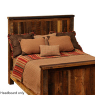 FLB10110HB Barnwood Traditional Headboard Only