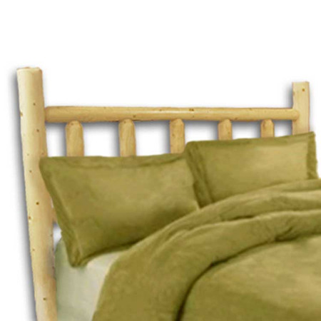 GT1001HB GoodTimber Log Headboard