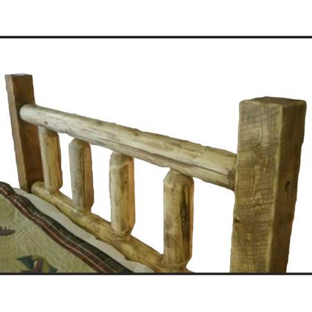 GT1211HB Timber Frame Headboard