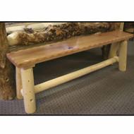 GT2005 GoodTimber Log Bed Bench