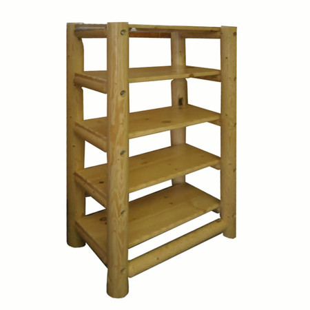 GT4002 GoodTimber Log Bookcase