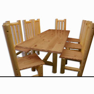GT5001 GoodTimber Log Dining Table