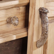 HP66560 Antler Cabinet Knob Pull