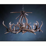 HP66592 The Bighorn Antler Lighting