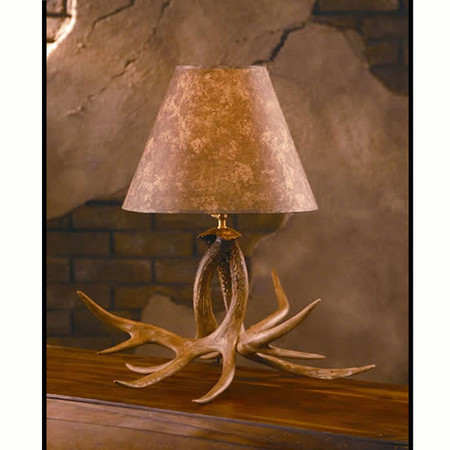 HP66612 Whitetail Antler Lamp