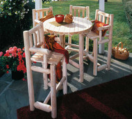 RN119C Bistro Table & Stool Set