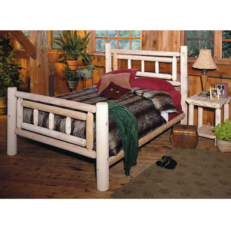 RN238 Deluxe Log Bed