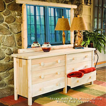 RN39 6 Drawer Dresser