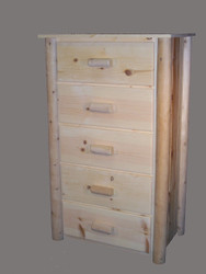 HLCF7105 Frontier 5 Drawer Chest of Drawers