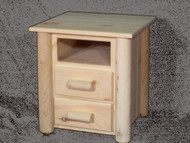 HLCF7102 Frontier 2 Drawer Nightstand
