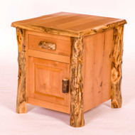 11040 Enclosed Traditional Nightstand
