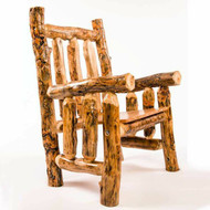2200 Rustic Lumber Chair