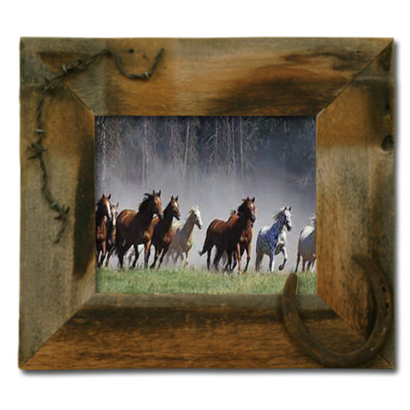 2234 Rustic Picture Frame