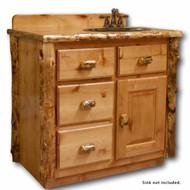 2247 Rustic Bathroom Vanity
