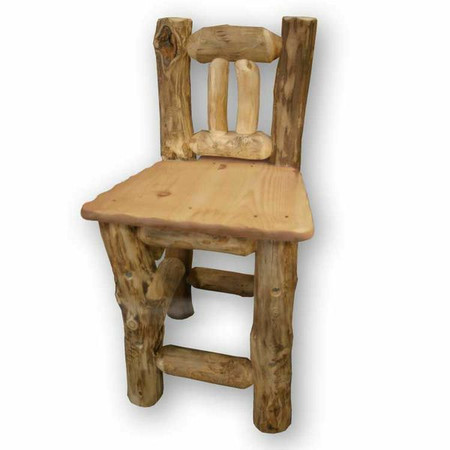 5214 Rustic Barstool with Back