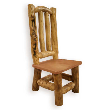 5221 Rustic Dining/Gaming Chair