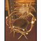 6110 Real Antler Chair