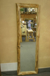 6206 Rustic Full Length Dress Mirror Frame