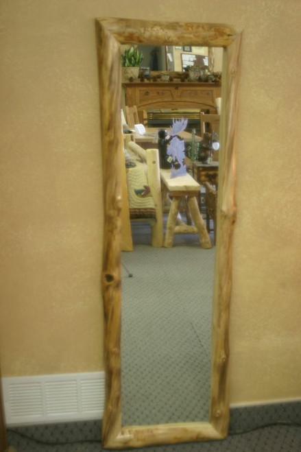 6206 Rustic Full Length Dress Mirror Frame
