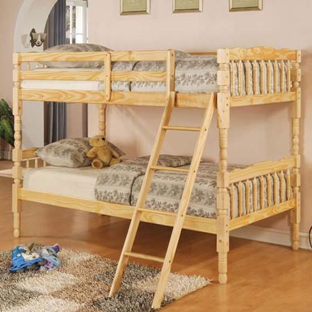 A0514 Natural Bunk Bed