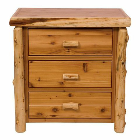 FL12010 Traditional 3 Drawer Dresser