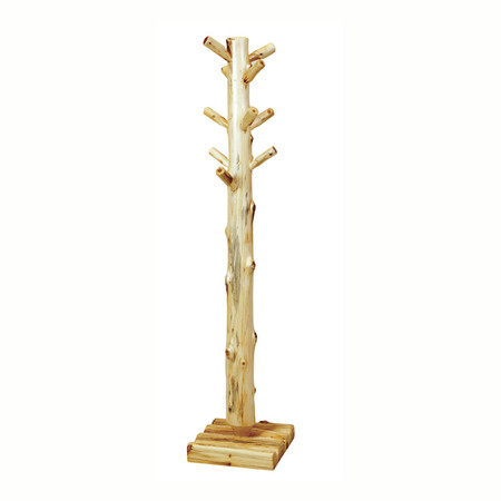 FL19180 Floor Coat Tree