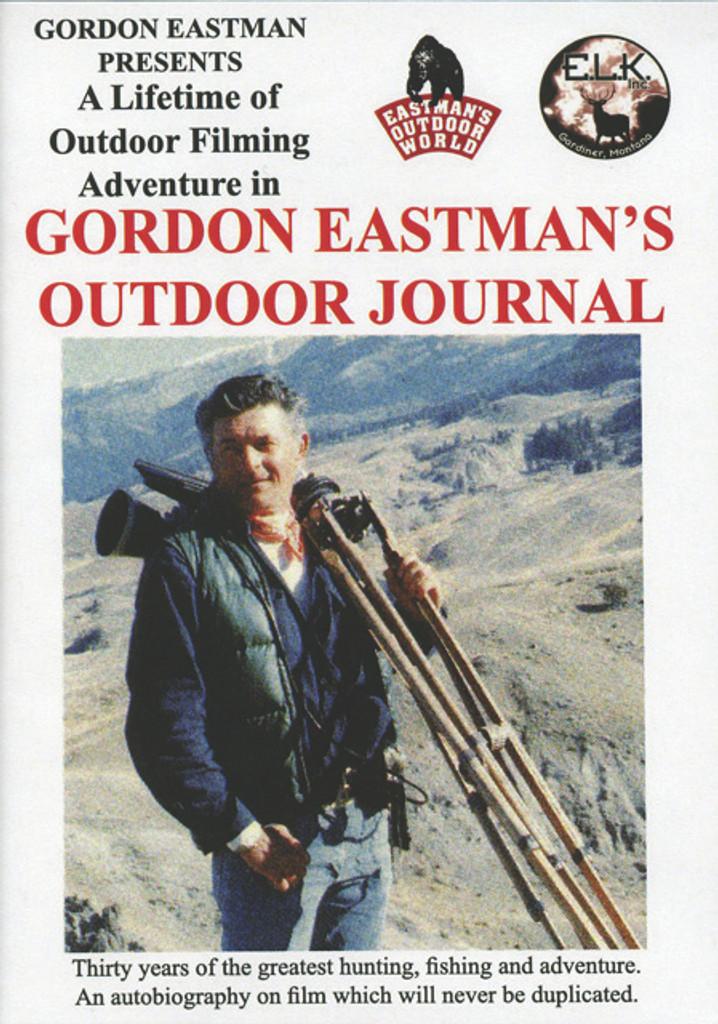 GORDON EASTMAN'S OUTDOOR JOURNAL DVD