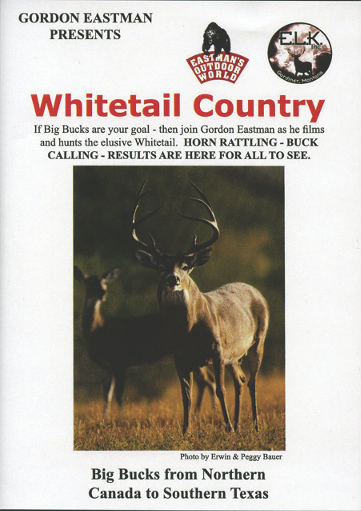 WHITETAIL COUNTRY DVD