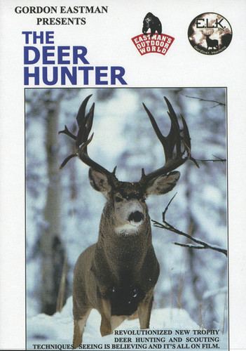 THE DEER HUNTER DVD