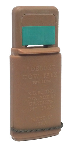 DELUXE COW TALK ELK CALL