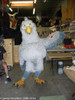 Adult Eagle Costume Body