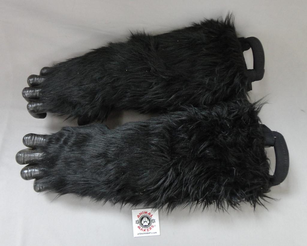 Gorilla Costume - Maxim's Extended Arms